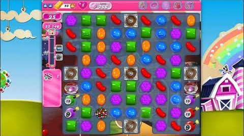 Candy Crush Saga - Level 266 - No boosters ☆☆☆