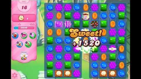 Candy Crush Saga - Level 2947 ☆☆☆