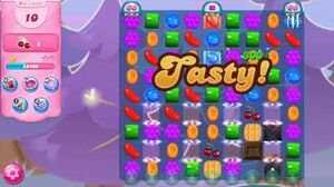 Candy Crush Saga - Level 4737 - No boosters ☆☆☆ HARD