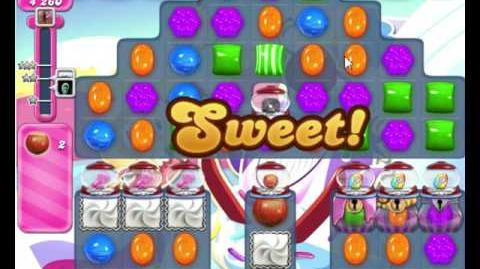 Candy Crush Saga LEVEL 2217 NO BOOSTERS (with multilayered icing)