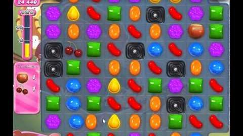Candy Crush Saga Level 1054