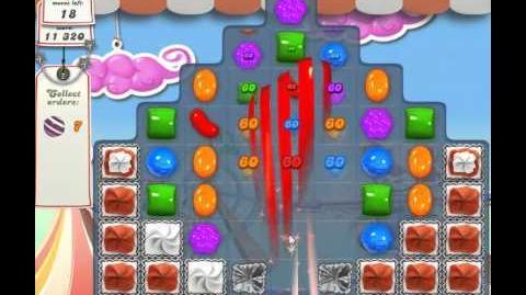 Candy Crush Saga Level 171-0
