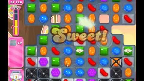 Candy Crush Saga Level 1727 - NO BOOSTERS
