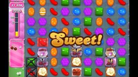 Candy Crush Saga Level 943 No Booster