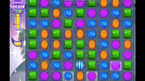 Candy Crush Saga (Dreamworld) level 261 - 3 stars, no boosters used!