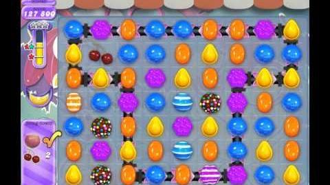 Candy Crush Saga Dreamworld Level 623 (No booster, 3 Stars)