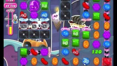 Candy Crush Saga LEVEL 2053 (Make Color Bombs)