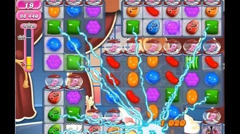 Candy Crush Saga Level 1106 NO BOOSTER