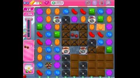 Candy Crush Saga Level 1151 No Boosters