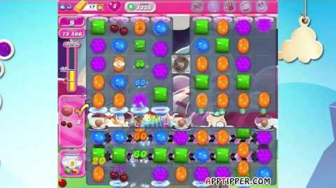 Candy Crush Saga Level 1235 - ★★★
