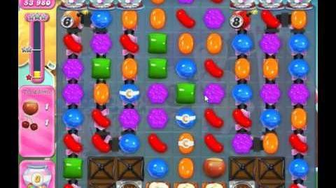 Candy Crush Saga Level 1443