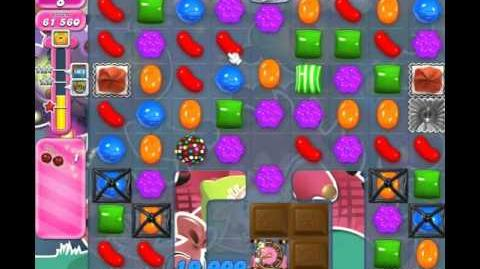 Candy Crush Saga Level 1509 New Versions ( 30 Moves ) ( 3 stars ) No Boosters