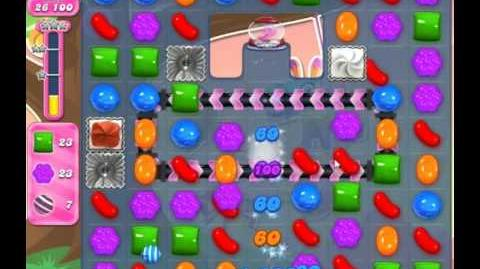 Candy Crush Saga Level 1724 - NO BOOSTERS