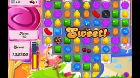Candy Crush Saga Level 2543 - NO BOOSTERS