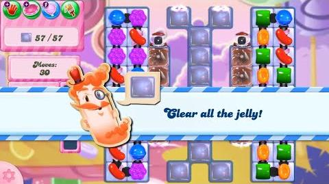 Candy Crush Saga Level 2822 NEW FORMAT no boosters-0