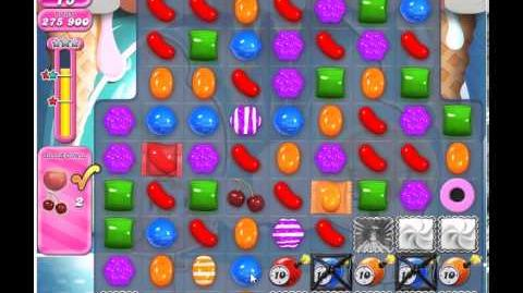 Candy Crush Saga Level 502 3 stars NO BOOSTERS