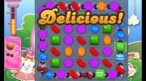 Candy Crush Saga Level 563