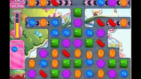 Candy Crush Saga Level 583 (3 star, No boosters)