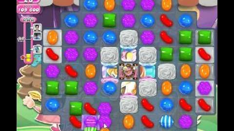 Candy crush saga level 1350 No booster, 3 Stars