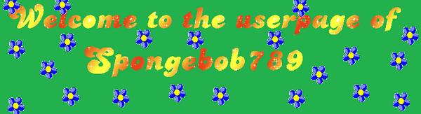 UserpageGreetingSpongebob789
