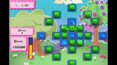 Candy Crush Friends Group Level 2821 NO BOOSTERS 3Stars Lucky level Redesigned 241017