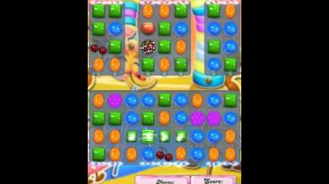Candy Crush Level 1561 New (with 20 moves and icings)