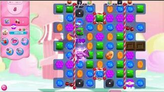 Candy Crush Saga - Level 4077 - No boosters ☆☆☆