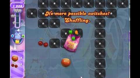 Candy Crush Saga Dreamworld Level 196 No Booster