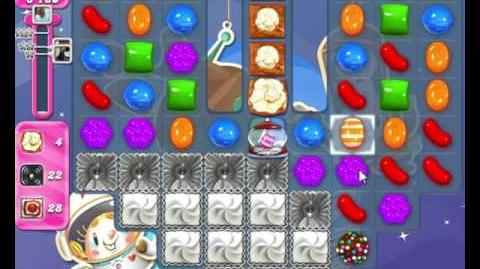 Candy Crush Saga LEVEL 2383 NO BOOSTERS