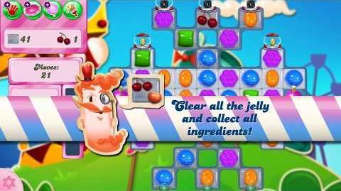 Candy Crush Saga Level 2667 NO BOOSTERS