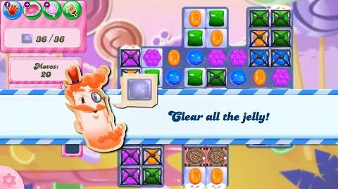 Candy Crush Saga Level 2812 NEW FORMAT no boosters
