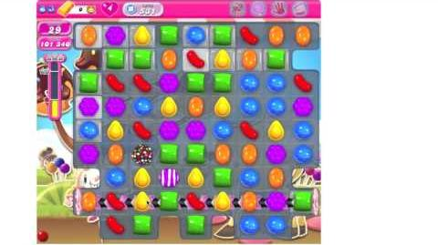 Candy Crush Saga Level 531 ★★★ no boosters (TUTORIAL)