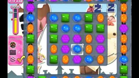 Candy Crush Saga Level 705