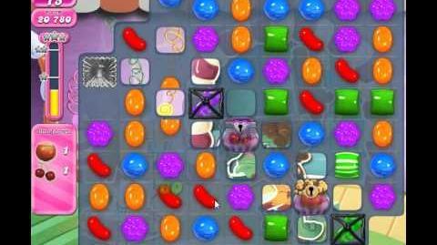 Candy Crush Saga Level 768 (★★★ no booster)