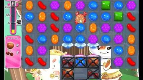 Candy Crush Saga LEVEL 1418 new version (14 moves)