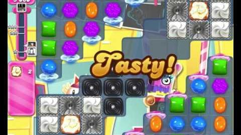 Candy Crush Saga LEVEL 2361 NO BOOSTERS (4 colors)