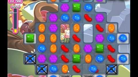 Candy Crush Saga Level 1050