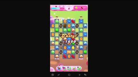 Candy Crush Saga Level 2642 No Boosters YouTube