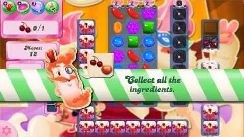 Candy Crush Saga Level 2660 (1 Lollipop Hammer)