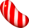 Red striped candy HQ