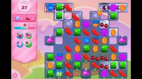 Candy Crush Saga - Level 2856 - with boosters