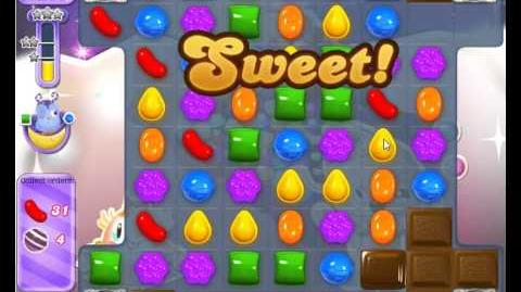 Candy Crush Saga Dreamworld Level 165 (Traumwelt)