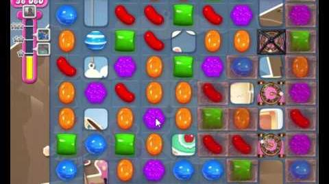 Candy Crush Saga LEVEL 2160 NO BOOSTERS (30 moves)