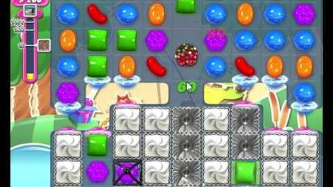 Candy Crush Saga LEVEL 2414 NO BOOSTERS