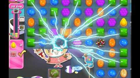 Candy Crush Saga Level 1879 ( New with 27 Moves ) No Boosters 3 Stars
