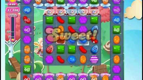 Candy Crush Saga Level 2073 No Boosters (2nd version)