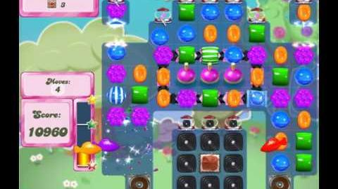 Candy Crush Saga Level 2662 (Locked bobber, more marmalade)
