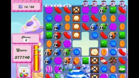 Candy Crush Saga Level 2700+ Group -- level 2776 -- No boosters ☆☆☆