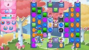 Candy Crush Saga Level 4895 NO BOOSTERS