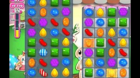 Candy crush saga level 70 No booster, 3 Stars